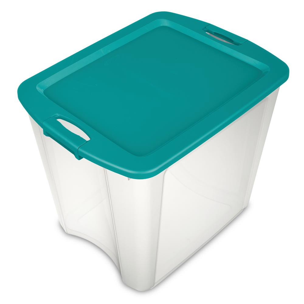Sterilite 26 Gal. Latch and Carry Storage Tote