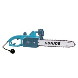 Sun Joe 14 inch 9-Amp Blue Electric Chainsaw by Sun Joe