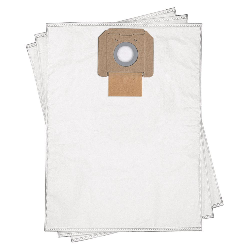 DEWALT Fleece Filter Bags for the D27905 (3-Pack)