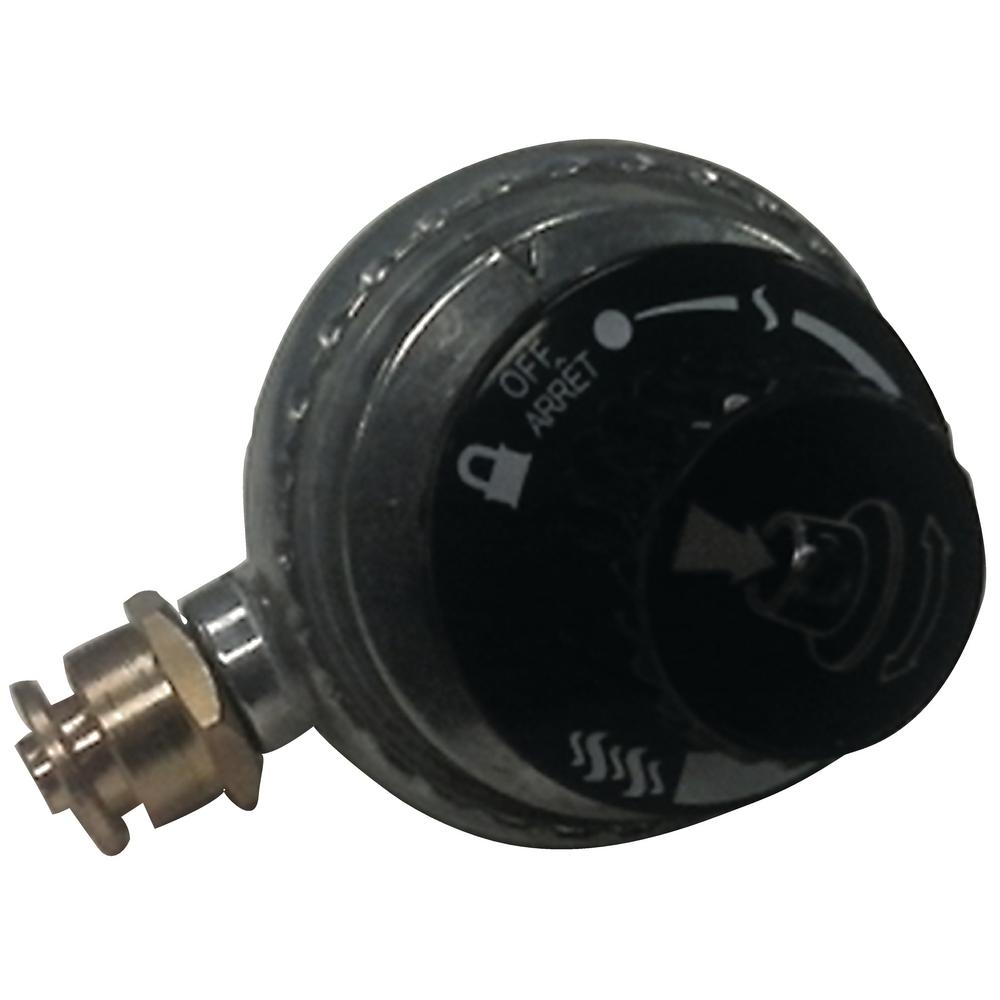 Twist Lock Regulator Replacement Part for Elite 316 Grills