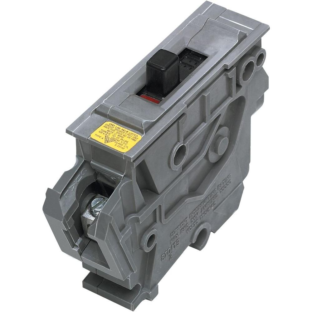 New UBIA 20 Amp 1 in. 1-Pole Type A Wadsworth Replacement Circuit Breaker