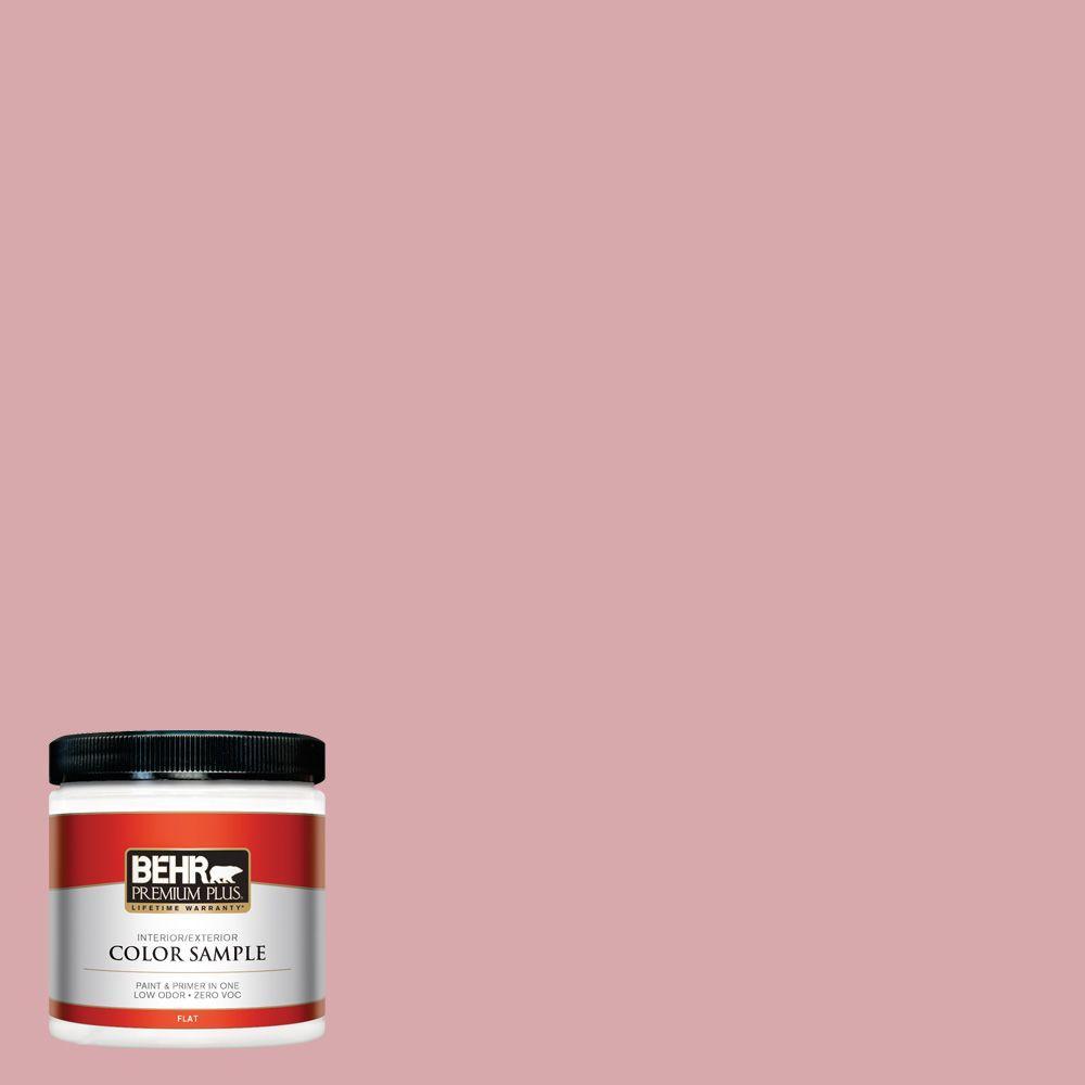 8 oz. #S140-3 Berry Crush Interior/Exterior Paint Sample