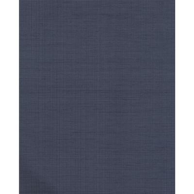 Stripes Navy Paper Wet Removable Roll (Covers 56.9 sq. ft.)