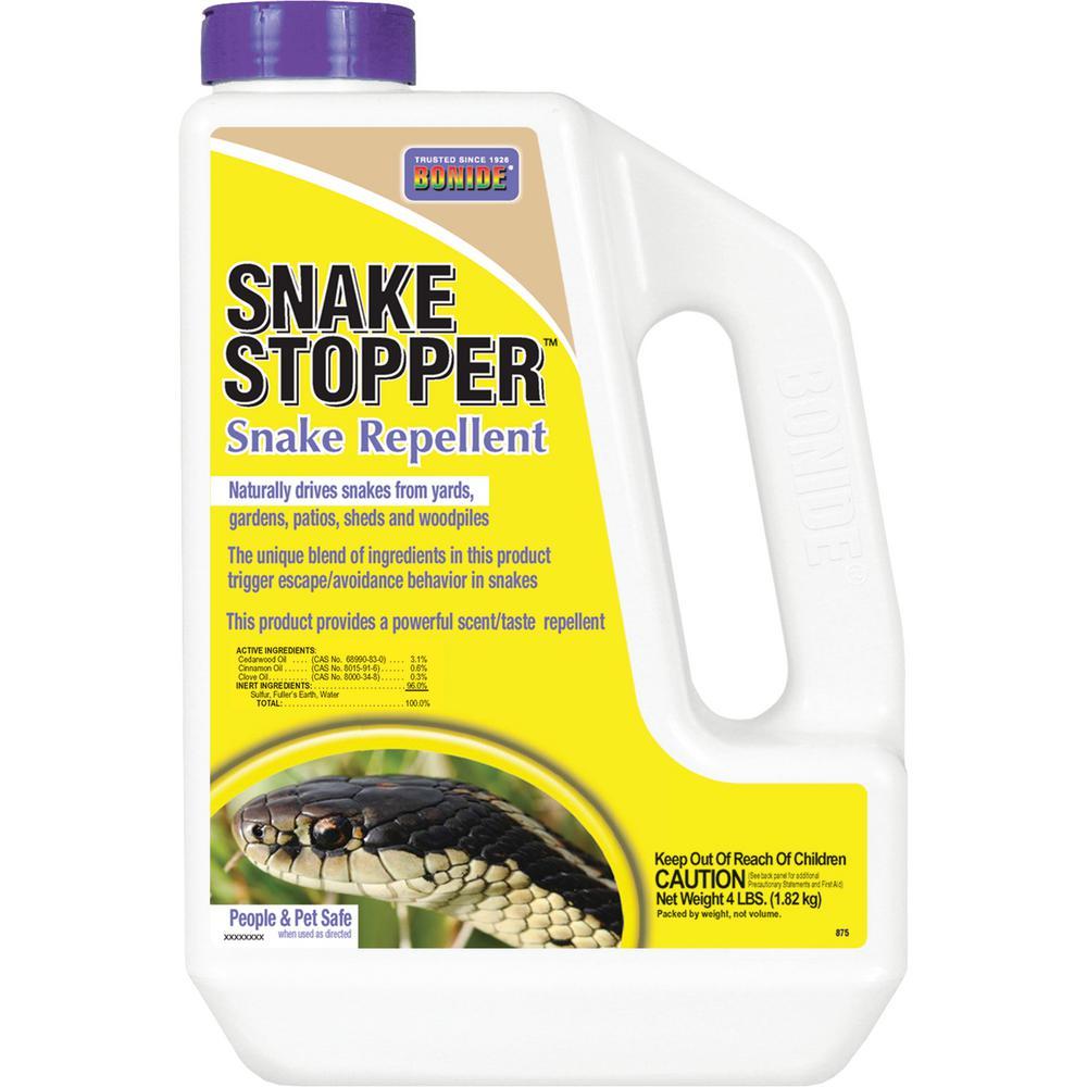 4 lbs. Snake Stopper Snake Repellent