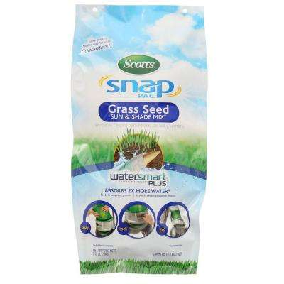 Snap Pac 7 lb. Sun and Shade Grass Seed