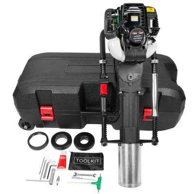37.7 cc Gas-Powered T-Post Driver with Toolkit and Storage Case