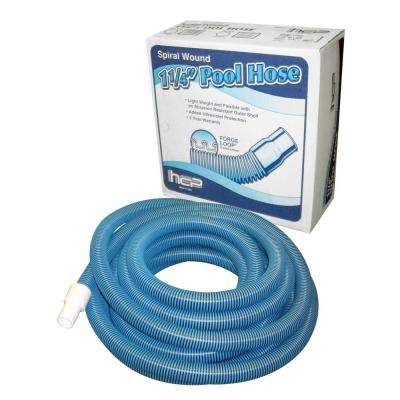 18 ft. x 1-1/4 in. Vacuum Hose for Above Ground Pools