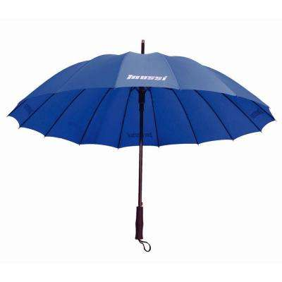 Navy Blue Deluxe Umbrella