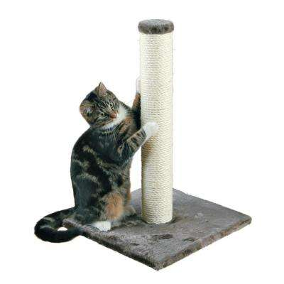 Gray Parla Cat Scratching Post