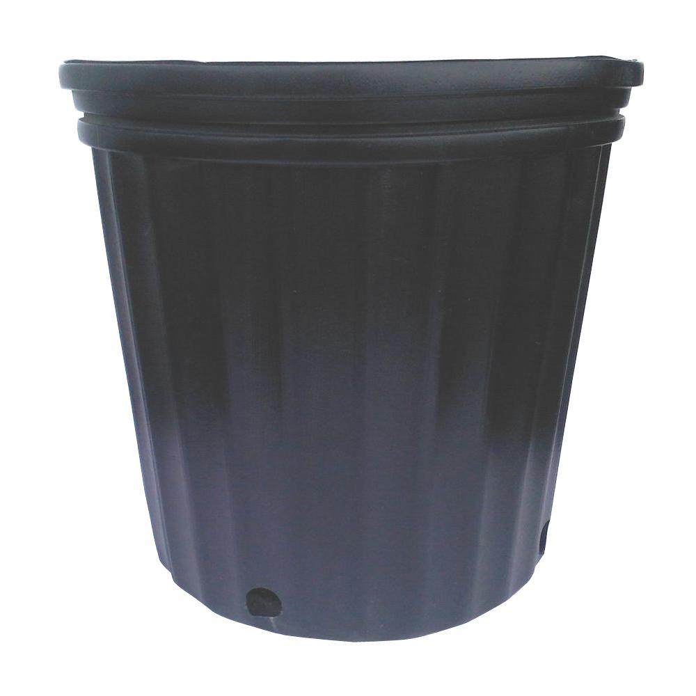 3 Gal Plastic Nursery Container Pot10