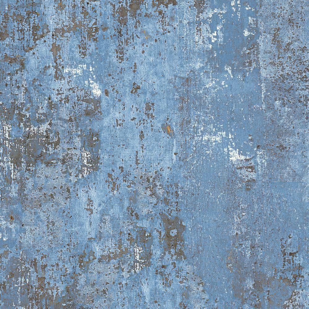60 in. x 144 in. Laminate Sheet in Cornflower Milk Paint with Virtual Design Antique Finish