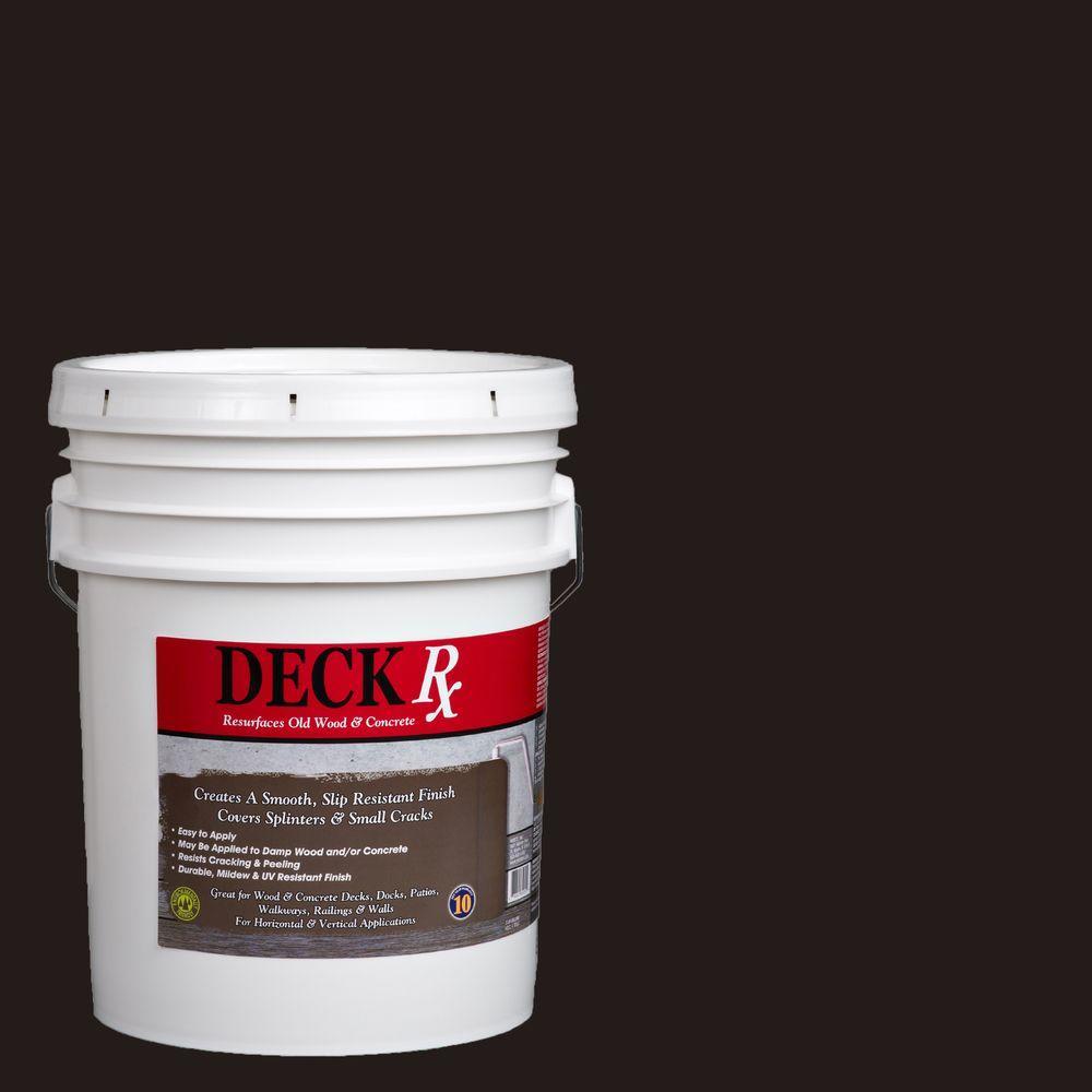 Internet 206367457 Deck Rx 5 Gal Dark Brown