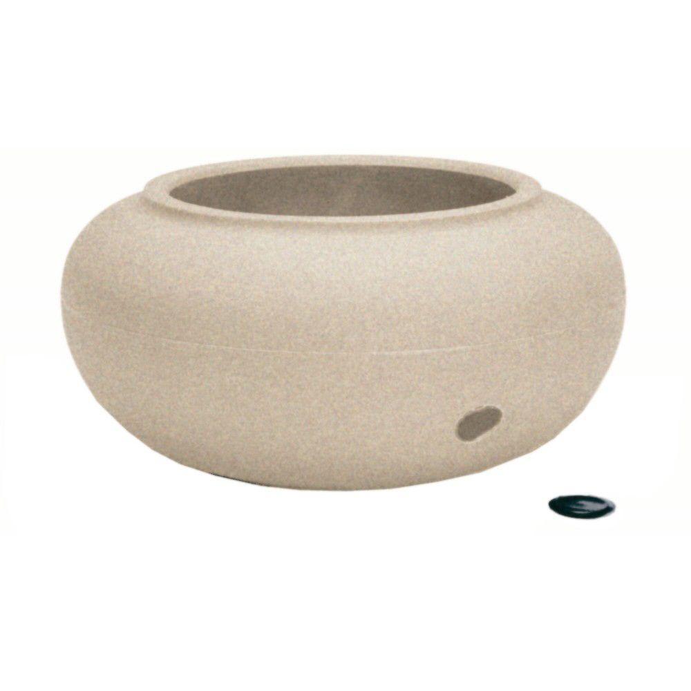 Beau Akro Mils Garden Hose Storage Pot