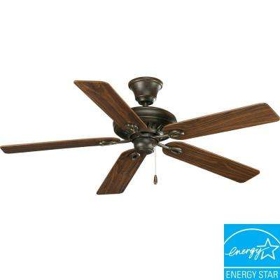 AirPro Signature 52 in. Forged Bronze Ceiling Fan
