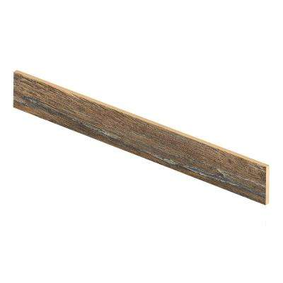 Yorkhill Oak 47 in. Length x 1/2 in. Deep x 7-3/8 in. Height Laminate Riser to be Used with Cap A Tread