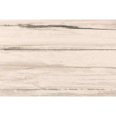 4 in. Ultra Compact Surface Countertop Sample in Aged Timber