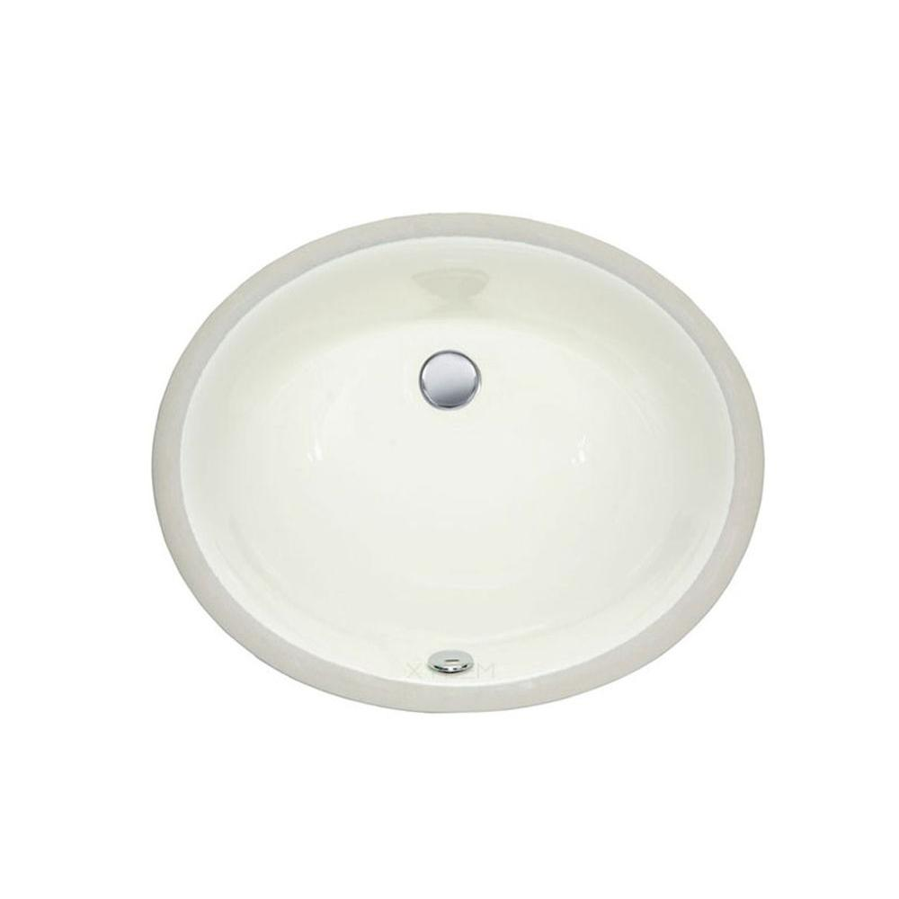 RYVYR Undermount Bathroom Sink in Linen
