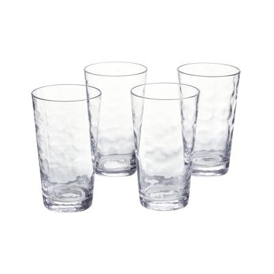 Vinings 18 fl. oz. Glass Tumblers (Set of 4)