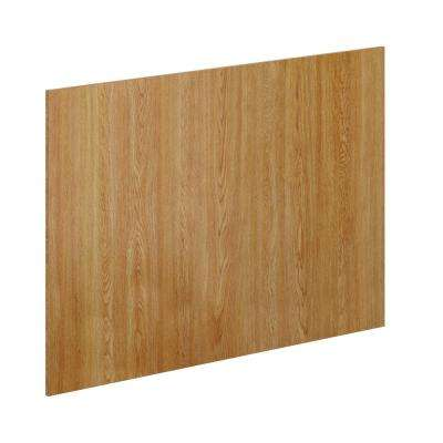 Medium Oak - Kitchen Cabinet End Panels & Moldings - Kitchen ...