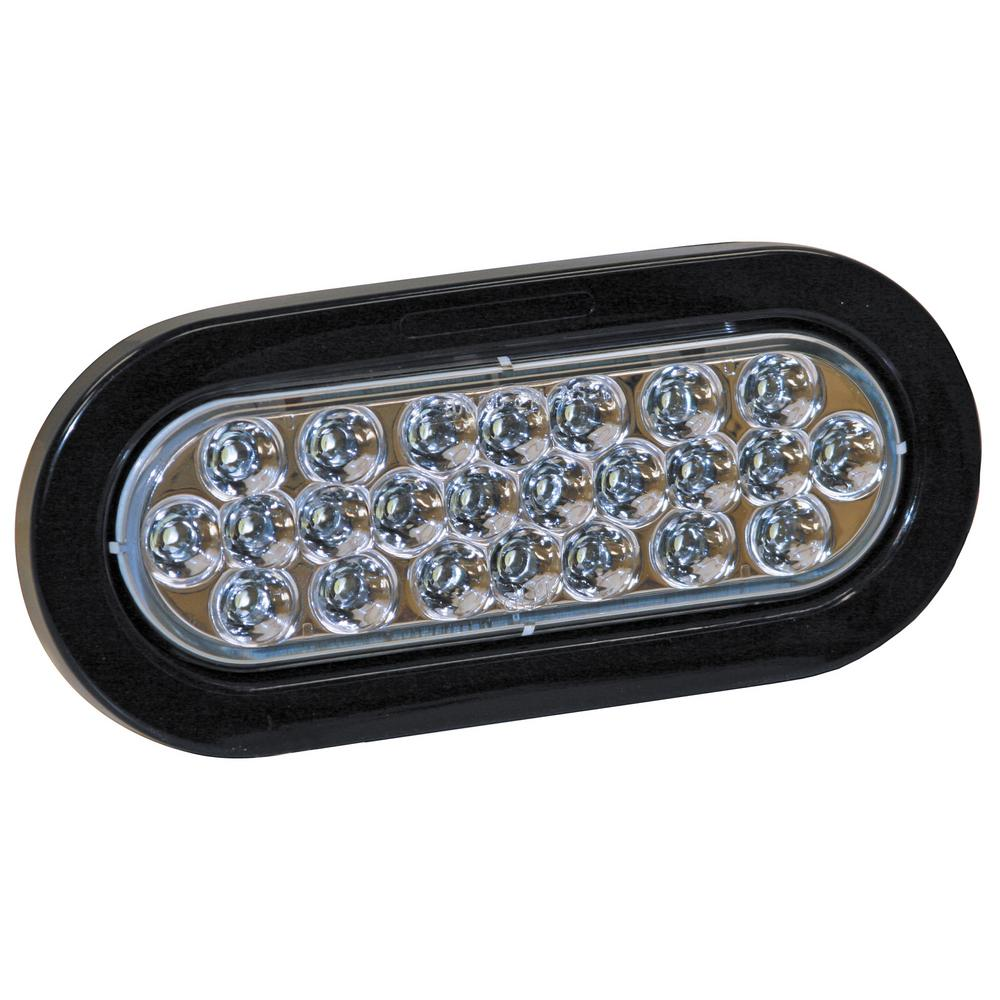 Ers Products Company 6 Inch Oval Backup Light Kit