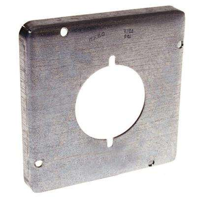 4-11/16 in. Square Exposed Work Cover for 30-50A Round Device (10-Pack)