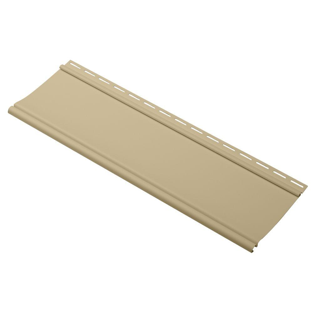 Home Depot Exterior Siding: Cellwood Colonial Beaded 24 In. Vinyl Siding Sample In