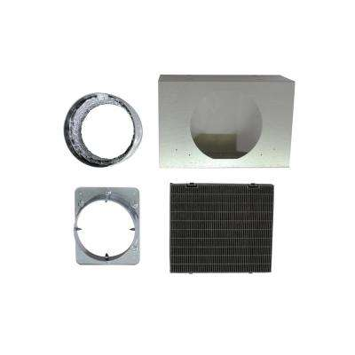 Non-Ducted Recirculating Kit for Wall Mount Pyramid and Rectangular Range Hood Models AN-1182,1183,1189,1190,1188,1191