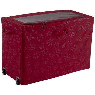 seasons all purpose rolling storage bin