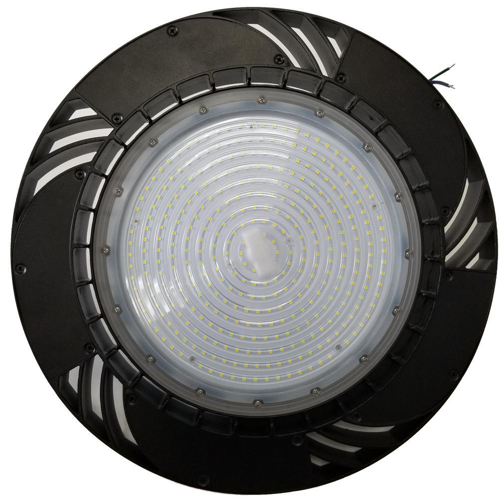 240 Watt Led High Bay Lights: Innoled Hurricane UFO 1.3 Ft. 750-Watt Equivalent