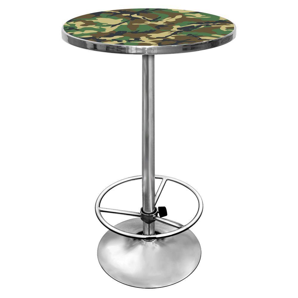 Hunt Camo Green Pub/Bar Table
