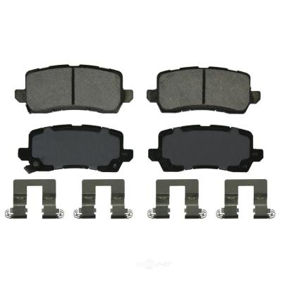 Wagner Brake Disc Brake Pad Set-SX1840 - The Home Depot