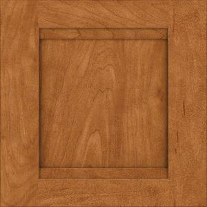 Kraftmaid 15x15 In Cabinet Door Sample In Sonora Maple
