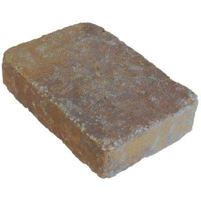 Marseilles 10.5 in. x 7 in. x 2.25 in. Brittany Beige Concrete Paver (180 Pieces / 87.5 sq. ft. / Pallet)