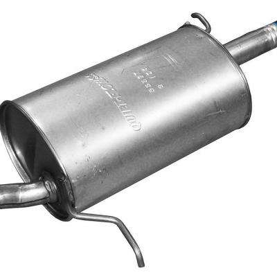 Quiet-Flow SS Muffler Assembly fits 2002-2003 Mazda Protege5