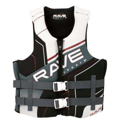 Medium/Large Adult Dual Neoprene Life Vest