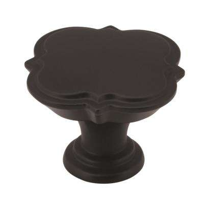 Grace Revitalize 1-3/4 in (44 mm) Diameter Black Bronze Cabinet Knob