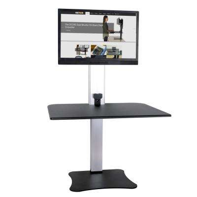 Electric Single Monitor Standing Desk