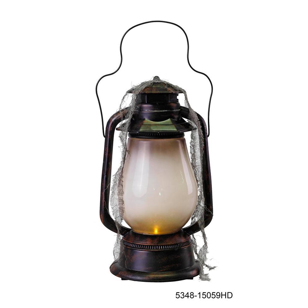 15 in. Lightning Flash Graveyard Lantern