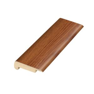 Paradise Jatoba .75 in. Thick x 2.36 in. Wide x 78.7 in. Length Laminate Stairnose Molding