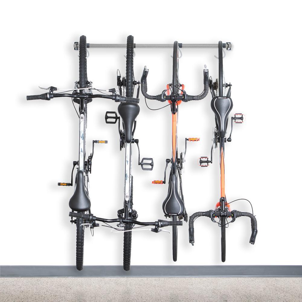 51 in. 4-Bike Storage Rack 2.0