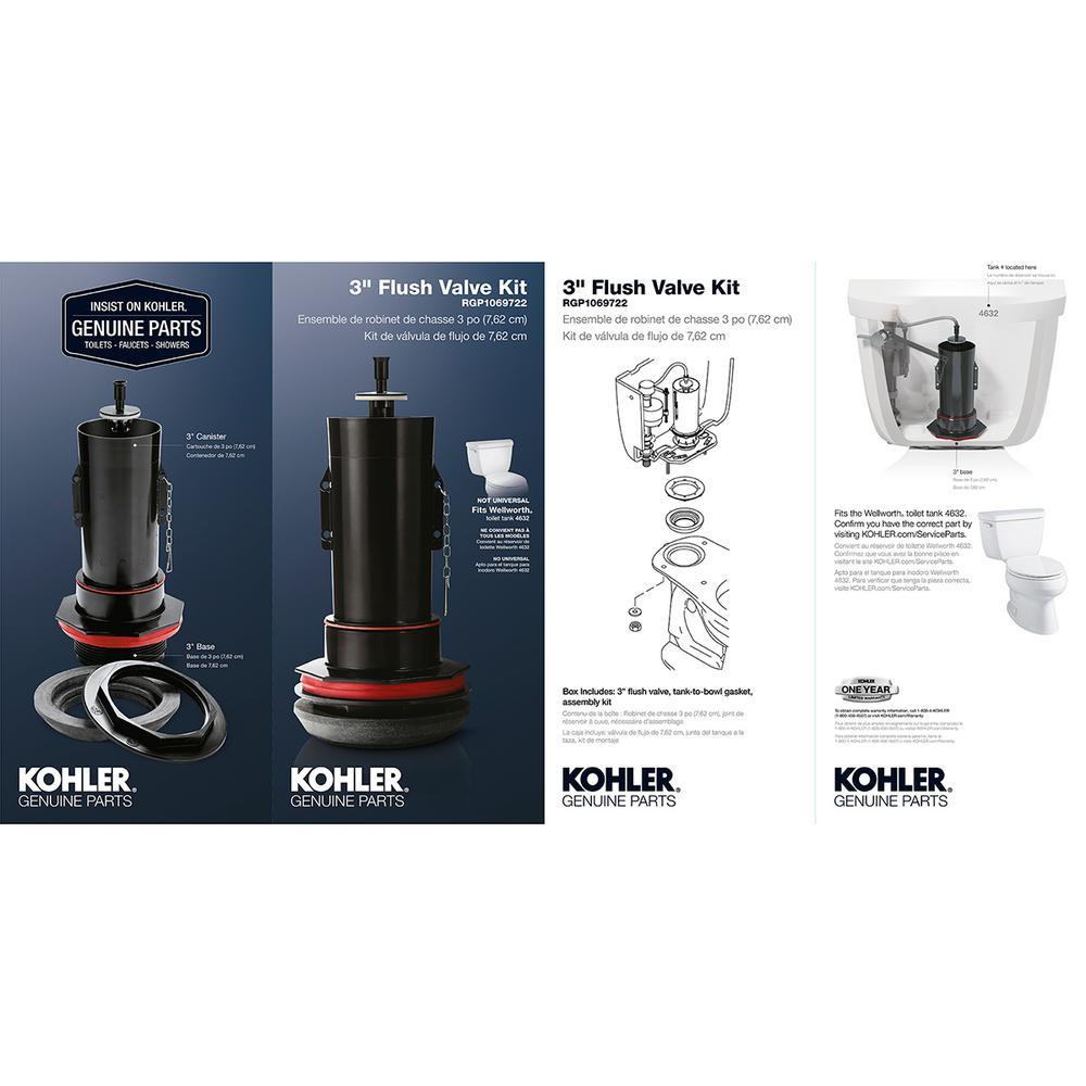 Canister Valve Assembly Kit K 1069722 The Home Depot