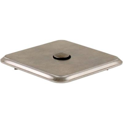 3 in. Steel Hub Closing Plate for Devices with A Openings