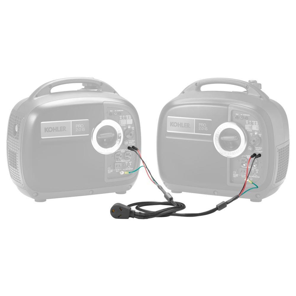 KOHLER Parallel Kit for PRO2.0iS Inverter Portable Generator with ...