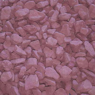 0.50 cu. ft. 40 lbs. 3/4 in. Lavender Blush Landscaping Gravel