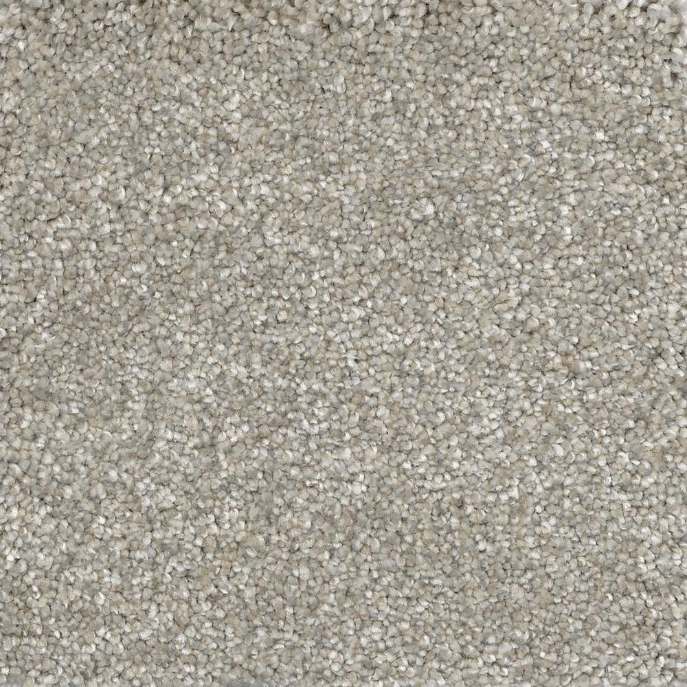 Home Decorators Collection Soft Breath II - Color Abbey Texture 12 ft. Carpet