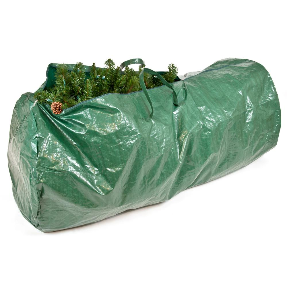 Christmas Tree Bags.Treekeeper 9 Ft Tarp Tree Duffel No Wheels