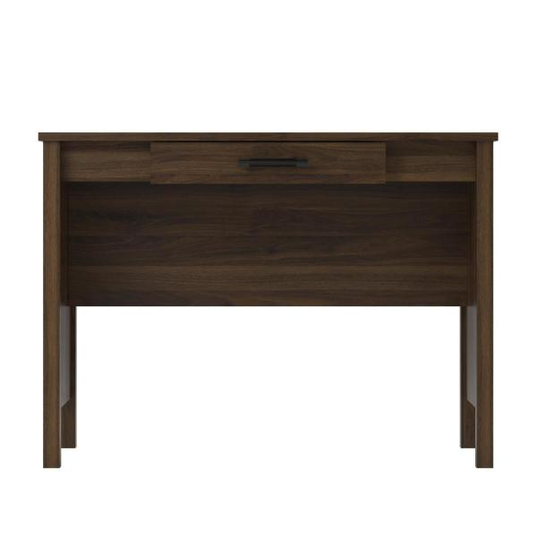 Ameriwood Meadow Ridge Walnut Computer Desk HD36667