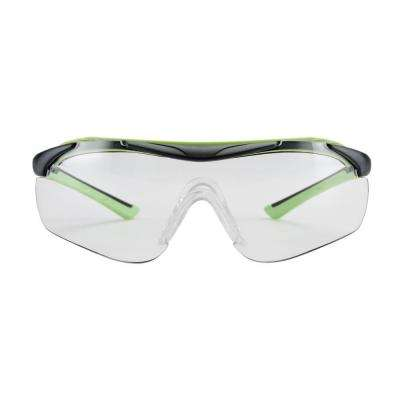 Sports Inspired Design Clear Anti-Fog Lenses Performance Safety Eyewear