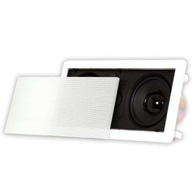In-Wall Speaker Home Theater Surround Sound Center Channel