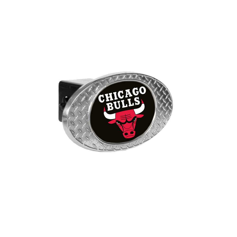 NBA Bulls Oval Skid Hitch
